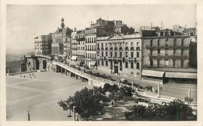 """CPSM ALGERIE """"Constantine, place de la Brèche"""""""