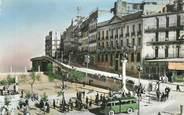 """Algerie CPSM ALGERIE """"Constantine, place du Gal Leclerc"""""""