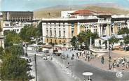 """Algerie CPSM ALGERIE """"Constantine, la place de Nemours"""""""