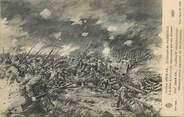 """Europe CPA POLOGNE """"Env. de Varsovie, l'armée allemande repoussée par les Russes"""""""