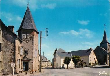"""/ CPSM FRANCE 19 """"Eygurande, la tour de Churiol"""""""