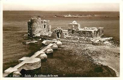 "CPSM LIBAN ""Saïda"""