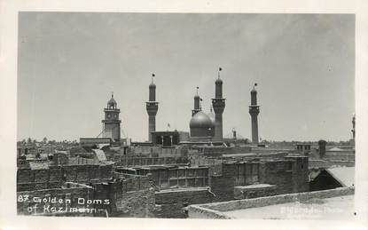 CARTE PHOTO IRAK / BAGDAD