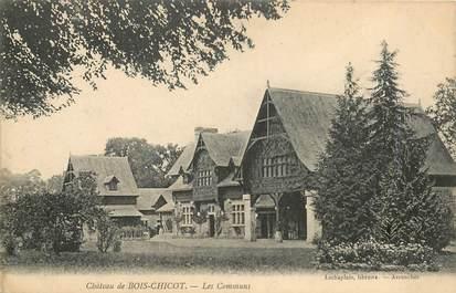 """CPA FRANCE 50 """"Chateau de Bois Chicot"""""""