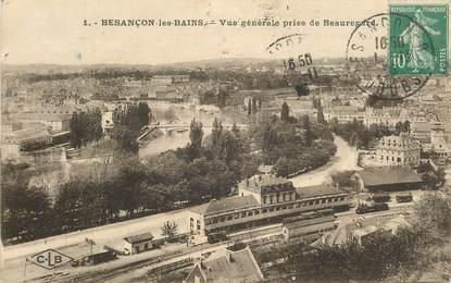 "CPA FRANCE 25 ""Besançon"""