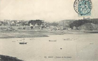 """CPA FRANCE 29 """"Brest, Chateau de Ker Stears"""""""
