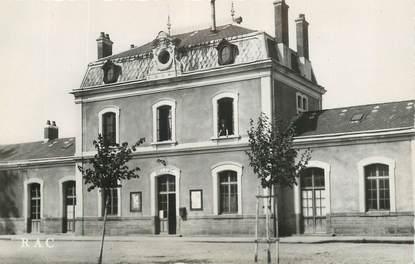 """CPSM FRANCE 87 """"Bellac, la gare"""""""