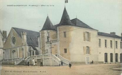 """CPA FRANCE 49 """"Doué la Fontaine"""""""