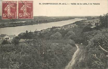 """CPA FRANCE 49 """"Champtoceaux"""""""