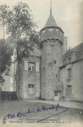 """CPA FRANCE 44 """"Escoublac, Chateau de Lesnérac"""""""