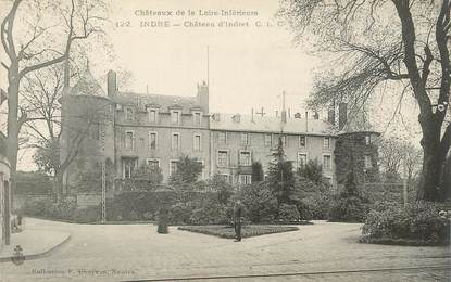 """CPA FRANCE 44 """"Chateau d'Indret"""""""