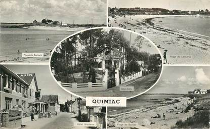 "CPSM FRANCE 44 ""Quimiac"""