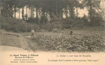 """CPA BELGIQUE """"Le Mont Thabor à Dilbeek"""""""