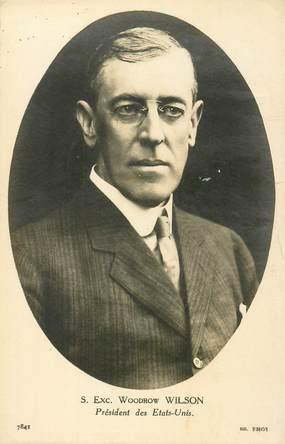 "CPA USA ""W. WILSON, président des USA"""