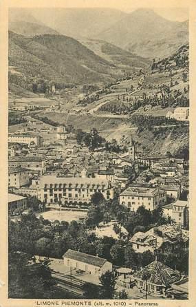 "CPA ITALIE ""Limone Piemonte"""