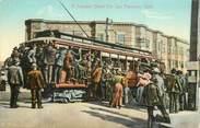 Etat Uni CPA USA / San Francisco, le Tramway