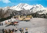 "73 Savoie CPSM FRANCE 73 ""Courchevel"" / AVION"