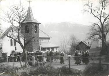 """CPSM FRANCE 73 """"Saint Jean de Maurienne""""/ Saint Pancrasse"""