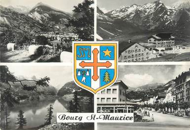 "CPSM FRANCE 73 ""Bourg-Saint-Maurice"""