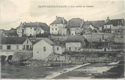 """CPA France 73 """" Saint-Genix-d'Aoste"""""""