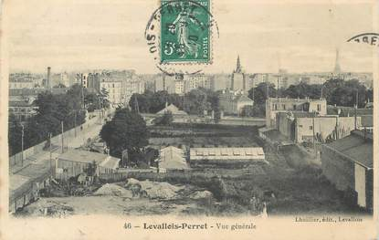 """CPA France 92 """" Levallois Perret"""""""