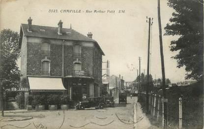 "CPA France 92 "" Chaville, Rue Arthur Petit"""