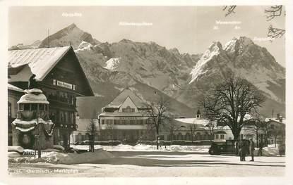 """CPA ALLEMAGNE """"Garmisch"""""""