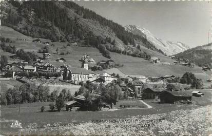 """CPSM FRANCE 74, """"Grand-Bornand"""""""