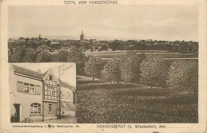 """CPA ALLEMAGNE """"Nordenstadt"""
