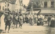 """60 Oise CPA FRANCE 60 """"Compiègne, Fêtes de Jeanne d'Arc, 1911"""""""