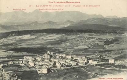 """CPA FRANCE 66 """"Plateau de la Quillanne"""""""