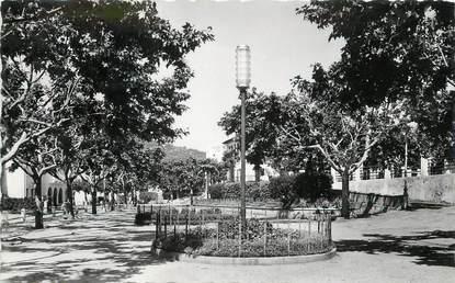 """/ CPSM FRANCE 04 """"Sainte Tulle, l'esplanade"""""""