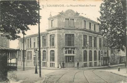 """CPA FRANCE 92 """"Courbevoie, le nouvel Hotel des Postes"""""""