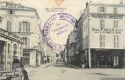"17 Charente Maritime CPA FRANCE 17 ""La Rochelle, rue Thiers"""