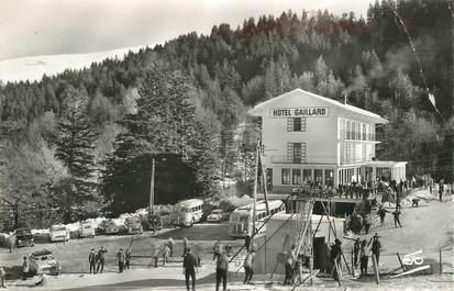 """CPSM FRANCE 05 """"Céüse, Hotel Gaillard"""""""