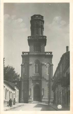 "CPSM ALGERIE ""Saida, Eglise Jeanne d'Arc"""