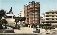 """Algerie CPSM ALGERIE """"Mostaganem, Place de l'Hotel de ville"""""""