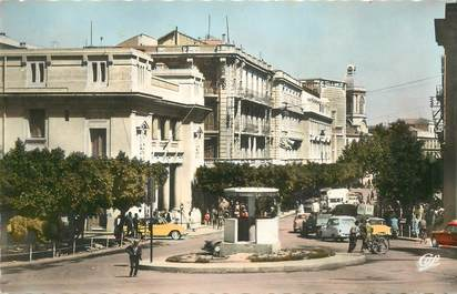 """CPSM ALGERIE """"Mostaganem, avenue du 1er de ligne"""""""
