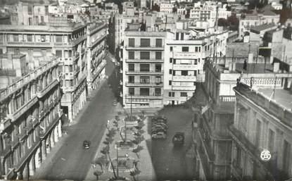 """CPSM ALGERIE """"Oran, Place de la Victoire"""""""