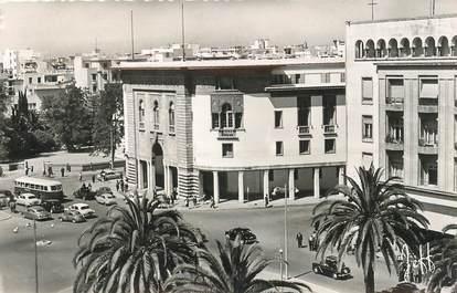 """CPSM MAROC """"Rabat, la banque"""""""