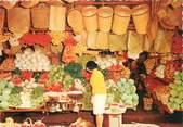 """Asie CPSM PHILIPPINES """"Marché de fruits et légumes"""""""
