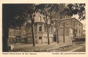 """91 Essonne CPA FRANCE 91 """"Ris Orangis, Hôpital Notre Dame de Bon Secours"""""""