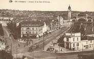"""87 Haute Vienne CPA FRANCE 87 """"Limoges, Avenue de la Gare d'Orléans"""""""