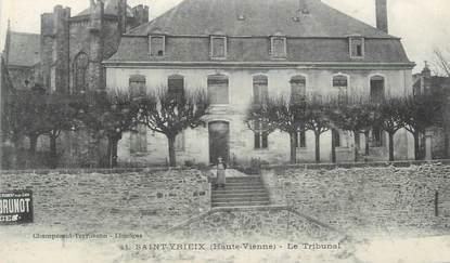 "CPA FRANCE 87 ""Saint-Yrieix, Le Tribunal"""