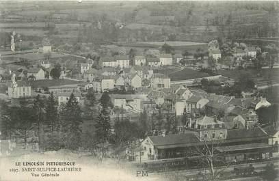 """CPA FRANCE 87 """"Saint-Sulpice-Laurière"""""""