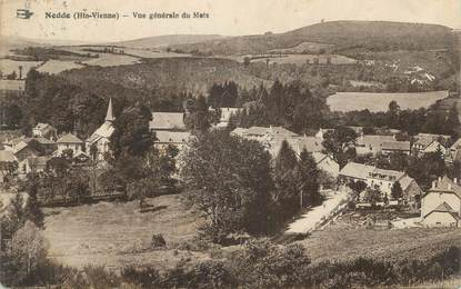 Cpa france 87 nedde 87 haute vienne autres communes for 87 haute vienne france