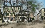 """83 Var CPSM FRANCE 83 """"La Roquebrussane, Hôtel de la Loube et Grande Rue"""""""