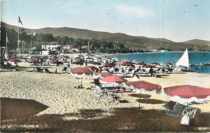"""CPSM FRANCE 83 """"Cavalaire, plage"""""""