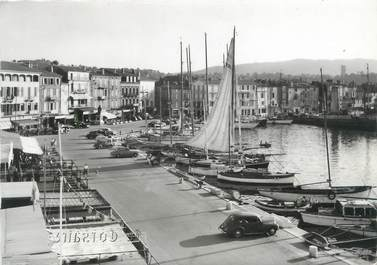 """CPSM FRANCE 83 """" St Tropez, Les Bords de la Riviera"""""""