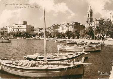 "CPSM FRANCE 83 "" Sanary-sur-Mer"